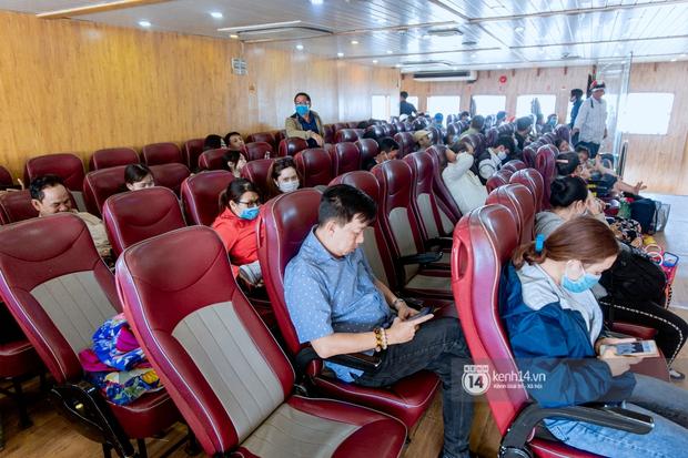 Đi thử phà biển từ Sài Gòn sang Vũng Tàu chỉ trong 30 phút: Bỏ ra nửa ngày mà chơi được 2 nơi, liệu có đáng tiền bạc và công sức? - Ảnh 16.