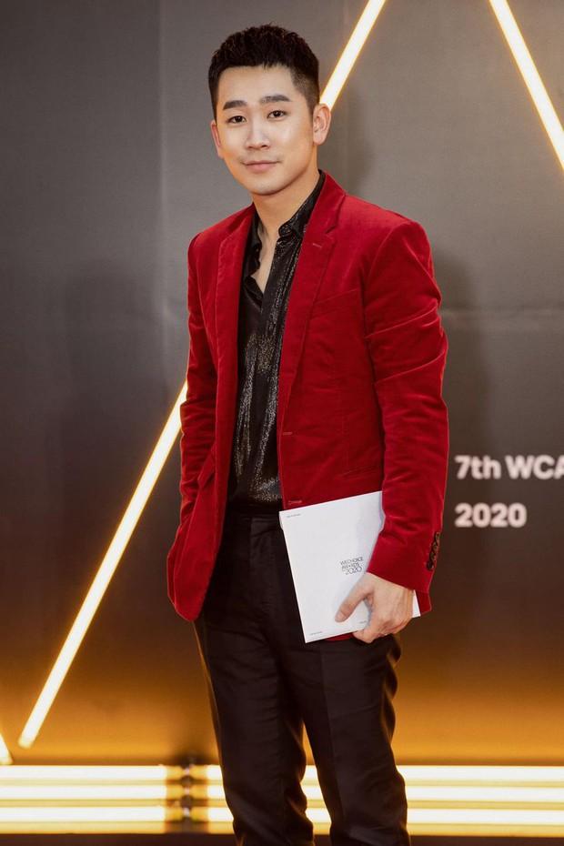 WeChoice Awards 2020: Vũ trụ trai xinh gái đẹp đồng loạt xuất hiện tại đêm Gala trao giải - Ảnh 2.