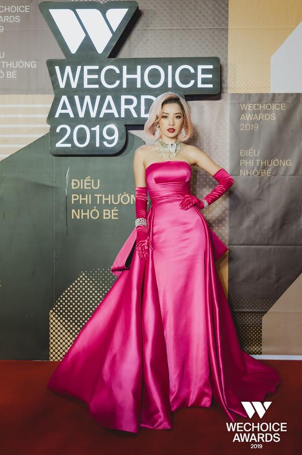 Chi Pu là mỹ nhân lên đồ chiến nhất WeChoice Awards 2020, độ bốc tăng dần theo năm tháng - Ảnh 4.