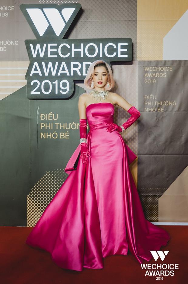 Chi Pu là mỹ nhân lên đồ chiến nhất WeChoice Awards 2020, độ bốc tăng dần theo năm tháng - Ảnh 5.