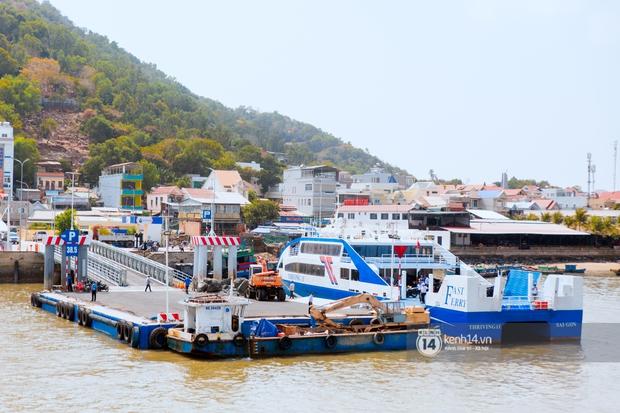 Đi thử phà biển từ Sài Gòn sang Vũng Tàu chỉ trong 30 phút: Bỏ ra nửa ngày mà chơi được 2 nơi, liệu có đáng tiền bạc và công sức? - Ảnh 22.