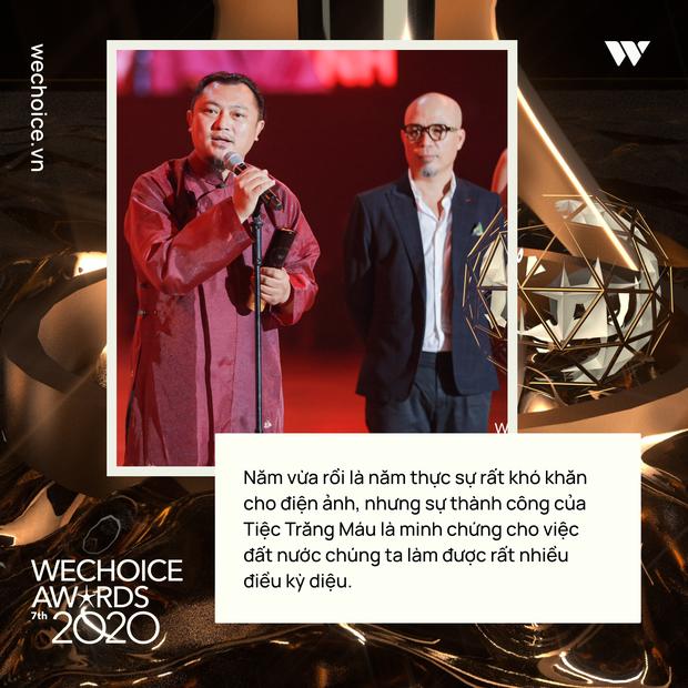 Loạt chia sẻ truyền cảm hứng của những nhân vật được xướng tên tại Gala WeChoice: Ai cũng sống hết mình, tại sao bạn lại không? - Ảnh 7.