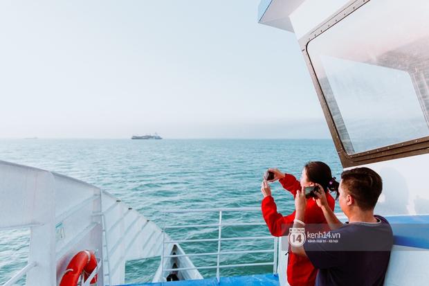 Đi thử phà biển từ Sài Gòn sang Vũng Tàu chỉ trong 30 phút: Bỏ ra nửa ngày mà chơi được 2 nơi, liệu có đáng tiền bạc và công sức? - Ảnh 36.