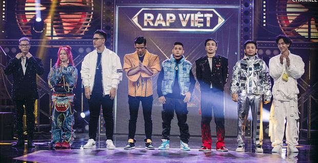 Vì sao Rap Việt xứng đáng trở thành TV Show của năm? - Ảnh 5.