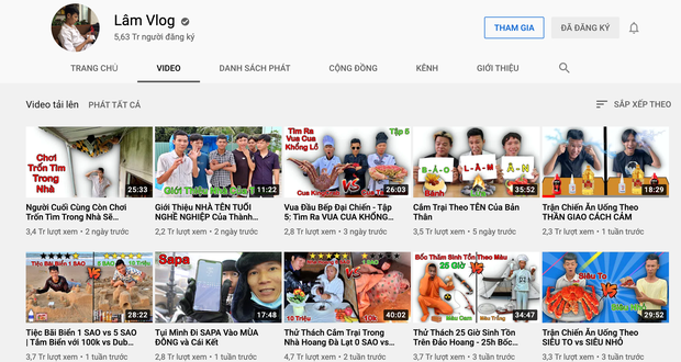 Lâm Vlog: Hành trình theo đuổi đam mê làm clip đưa anh chàng thợ hàn thành Hot YouTuber 5,6 triệu sub, được vinh danh tại WeChoice 2020 - Ảnh 4.