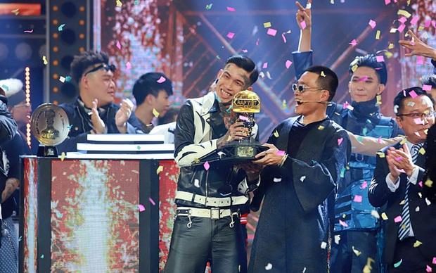 Vì sao Rap Việt xứng đáng trở thành TV Show của năm? - Ảnh 2.