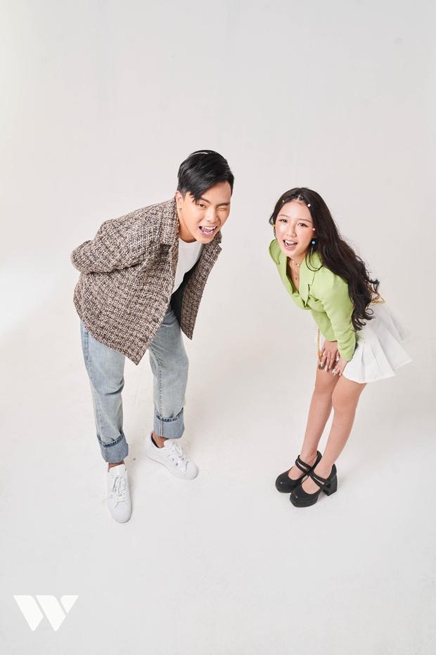 Giai điệu mãi bên nhau bạn nhớ khiến dân tình truy tìm sau Gala WeChoice hoá ra chính là màn collab giữa AMEE - Ricky Star và Lăng LD! - Ảnh 12.