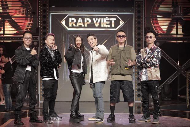 Vì sao Rap Việt xứng đáng trở thành TV Show của năm? - Ảnh 3.