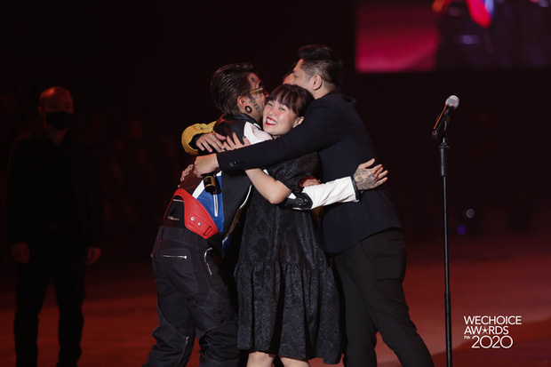 Rap Việt chính thức đạt giải TV Show của năm tại WeChoice Awards 2020! - Ảnh 5.