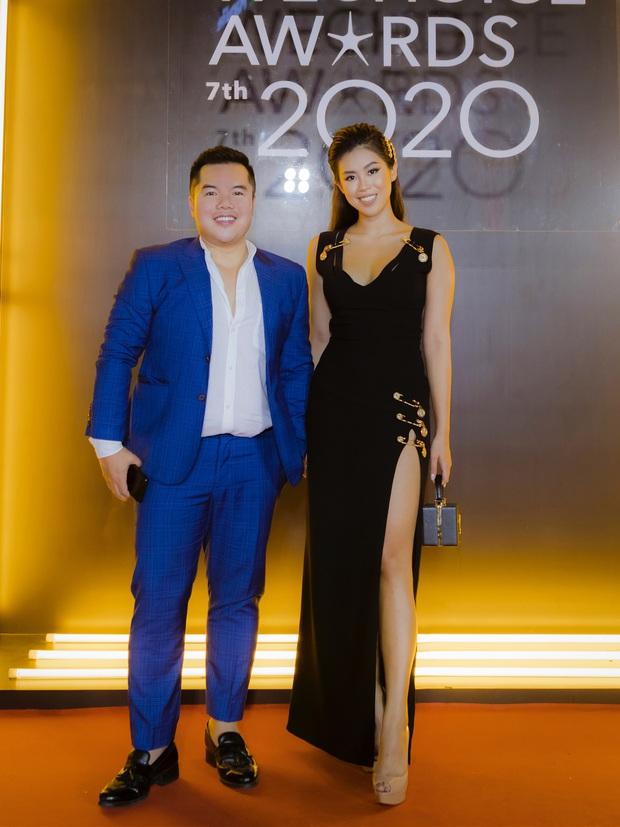 WeChoice Awards 2020: Vũ trụ trai xinh gái đẹp đồng loạt xuất hiện tại đêm Gala trao giải - Ảnh 46.