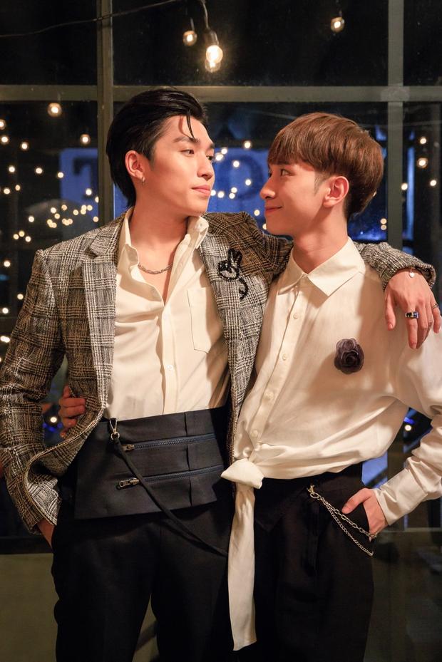 Đỗ Hoàng Dương - Cody (Uni5) tung OST web drama đam mỹ, đã ăn ý trong phim lại còn tình tứ ngoài đời bảo sao hủ nữ không mê! - Ảnh 2.