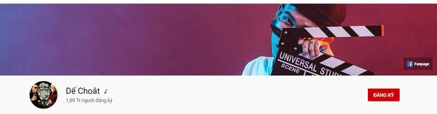 Niềm vui nhân đôi với Dế Choắt: Không chỉ được vinh danh tại WeChoice Awards 2020 mà còn rinh luôn nút vàng YouTube - Ảnh 12.