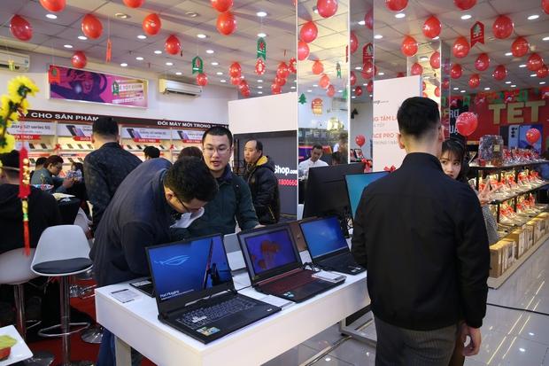 Thị trường laptop đầu năm 2021: Mẫu máy cao cấp vẫn là tâm điểm, xu hướng gaming đang dần lên ngôi - Ảnh 5.