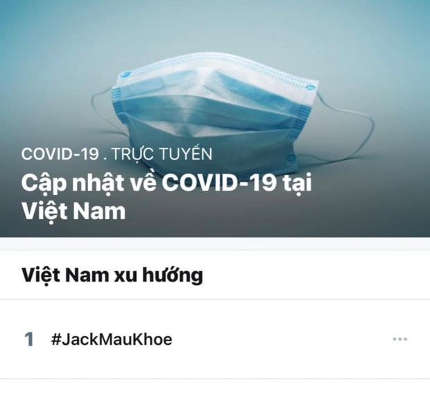 Clip: Jack hơi mệt phía sau hậu trường Gala WeChoice, fan đẩy luôn hashtag #JackMauKhoe lên #1 Twitter Việt Nam - Ảnh 3.