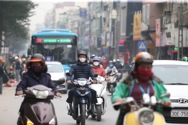 Ô nhiễm không khí ở Hà Nội kéo dài bao lâu? - Ảnh 2.