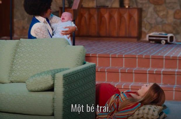 Tập 3 WandaVision để nữ chính có thai rồi đẻ luôn trong ngày cực vội như chạy deadline, tìm hoài không lấy logic ở đâu? - Ảnh 7.