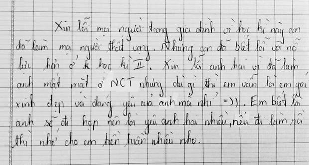 Những bức thư nghẹn ngào trước ngày họp phụ huynh: Cha mẹ đâu phải lúc nào cũng đúng, làm ơn đừng áp đặt nữa! - Ảnh 4.
