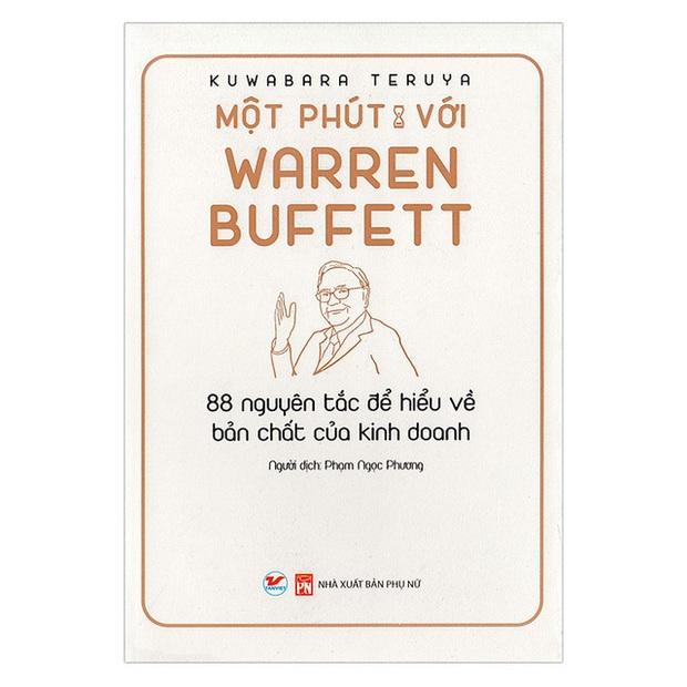 Một Phút Cùng Những Người Xuất Chúng: Bộ sách đúc kết những bài học, kinh nghiệm vàng từ Warren Buffett, Steve Jobs, Jeff Bezos... - Ảnh 3.