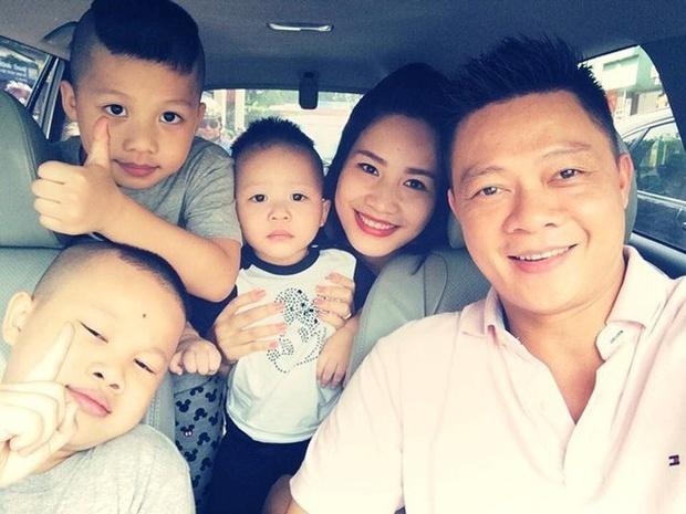 MC Quang Minh đi họp phụ huynh cho con trai nhưng phút cuối lại xị mặt, nghe lý do mà giận giùm nha! - Ảnh 3.