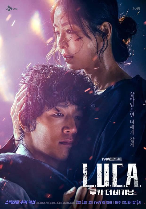 Penthouse chính thức trở lại, cho Song Joong Ki và Park Shin Hye ngửi khói ở đại chiến truyền hình Hàn tháng 2 - Ảnh 5.