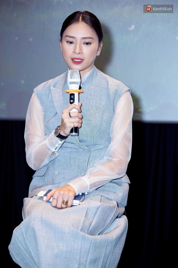 Ngô Thanh Vân tại họp báo Trạng Tí: Studio68 chưa bao giờ bắt tay Phan Thị chèn ép Lê Linh - Ảnh 2.