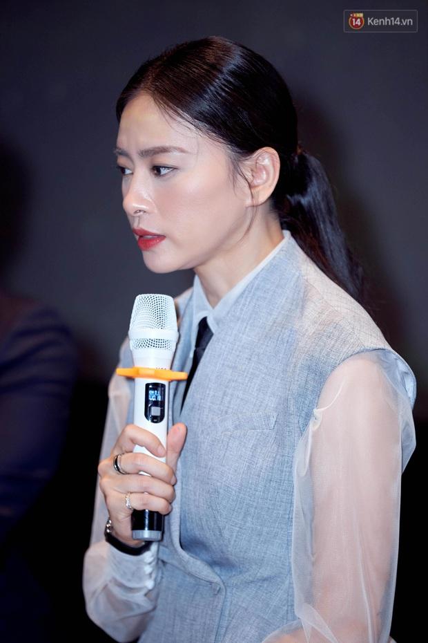 Ngô Thanh Vân tại họp báo Trạng Tí: Studio68 chưa bao giờ bắt tay Phan Thị chèn ép Lê Linh - Ảnh 3.