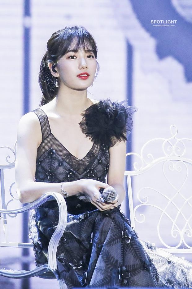 """Suzy gây sốt với visual trong concert kỷ niệm 10 năm, netizen hốt hoảng """"tố"""" cô nàng """"ăn thịt Đường Tăng"""" - Ảnh 14."""