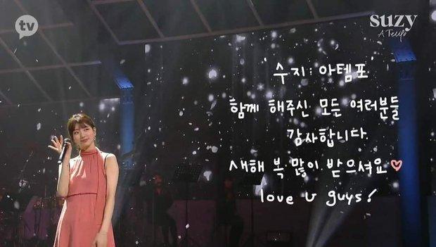 Knet nhớ Suzy làm idol lắm rồi: Diễn concert solo mà khiến dân tình điên đảo, thần thái tới nhan sắc đều đỉnh của chóp! - Ảnh 9.
