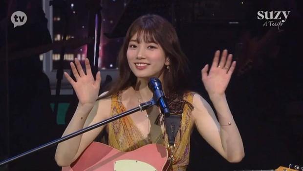 Knet nhớ Suzy làm idol lắm rồi: Diễn concert solo mà khiến dân tình điên đảo, thần thái tới nhan sắc đều đỉnh của chóp! - Ảnh 8.