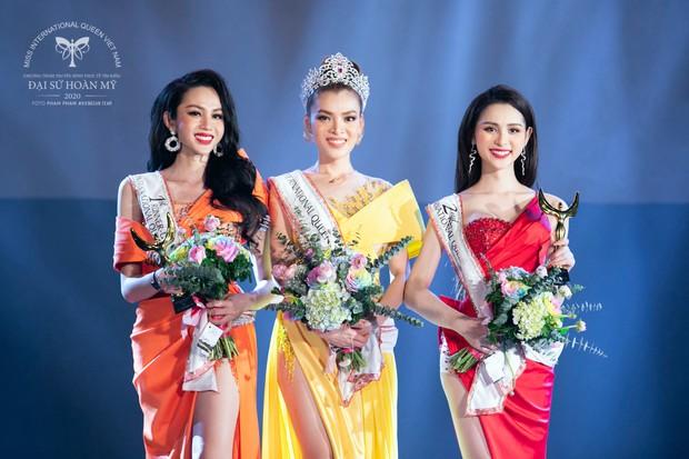 Động thái đầu tiên của Hương Giang sau khi Trân Đài chính thức đăng quang Tân Đại sứ Hoàn Mỹ 2020! - Ảnh 6.