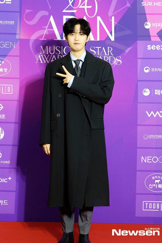 Thảm đỏ APAN Music Awards: Jeon So Min xinh hết phần thiên hạ, Wanna One tái ngộ khiến fan dậy sóng - Ảnh 10.
