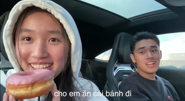 Jenny Huỳnh gây choáng với bảng điểm toàn A, sẵn sàng đứng dưới trời lạnh ăn bánh vì anh trai không muốn xe bẩn - Ảnh 1.