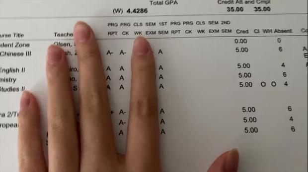 Jenny Huỳnh gây choáng với bảng điểm toàn A, sẵn sàng đứng dưới trời lạnh ăn bánh vì anh trai không muốn xe bẩn - Ảnh 5.
