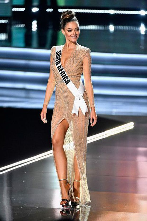 Xem Trân Đài ở Chung kết Đại Sứ Hoàn Mỹ mà cứ ngỡ cựu Hoa hậu Hoàn vũ Demi! - Ảnh 7.