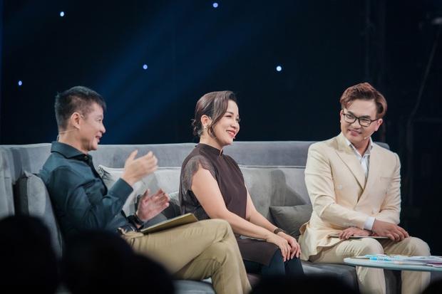 Gương Mặt Thân Quen: Hòa Minzy tái xuất khoe giọng đỉnh cao, hỗ trợ bạn thân Lynk Lee - Ảnh 1.
