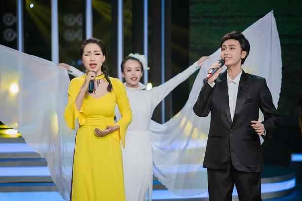 Gương Mặt Thân Quen: Hòa Minzy tái xuất khoe giọng đỉnh cao, hỗ trợ bạn thân Lynk Lee - Ảnh 4.