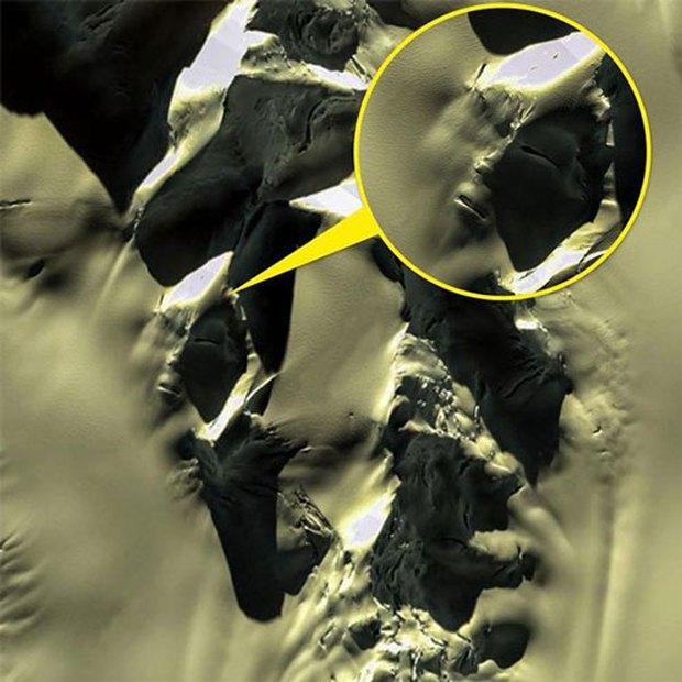 Những hình ảnh bí ẩn, càng tưởng tượng càng khó thở được Google Maps chụp lại - Ảnh 4.