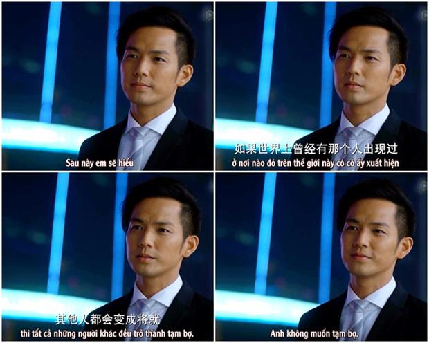 Sơn Tùng Thương em vẫn chưa tê tái cõi lòng bằng 5 câu thoại cụt lủn từ phim Hoa ngữ sau đây! - Ảnh 4.
