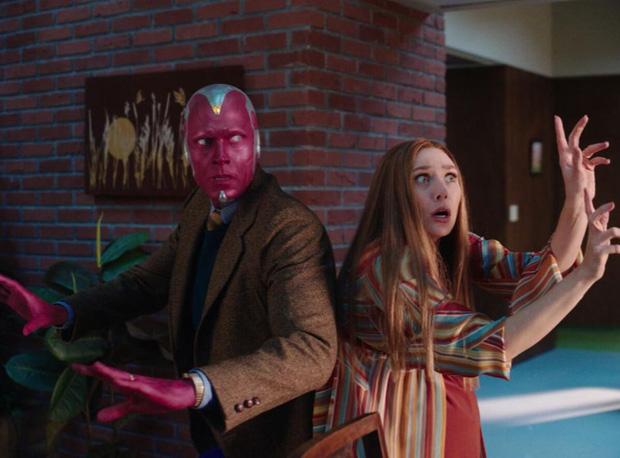 Giải mã loạt chi tiết hiểm hóc ở WandaVision tập 3: Cặp song sinh là của... Wanda với kẻ khác, còn chồng thì vẫn chẳng biết gì! - Ảnh 1.