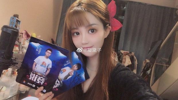 Dân mạng Trung Quốc khai quật fangirl cực phẩm của SofM và Bin: Nữ cosplay sở hữu vòng 1 bức thở - Ảnh 2.