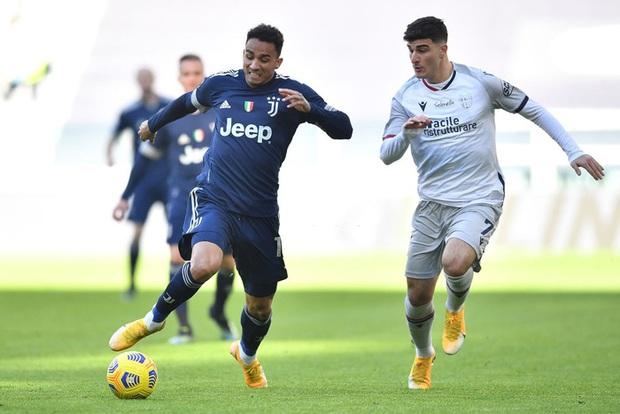 Ronaldo kiến tạo đưa Juventus trở lại top 4 Serie A - Ảnh 2.