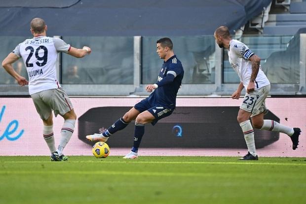 Ronaldo kiến tạo đưa Juventus trở lại top 4 Serie A - Ảnh 3.