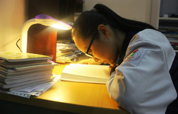 Hà Tĩnh: Nữ sinh khiếm thị giành giải Ba HSG Quốc gia - Ảnh 3.