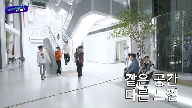 Em trai BLACKPINK hé lộ trụ sở mới siêu sang của YG: Căng tin, phòng tập khổng lồ chưa sốc bằng hành lang đủ lớn để quay MV! - Ảnh 11.