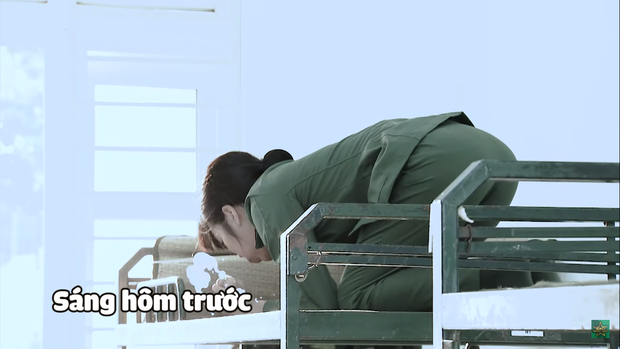 Khánh Vân chuộc lỗi cực dễ thương với Diệu Nhi: Dùng tay không phủi bụi trên giường của đàn chị - Ảnh 5.