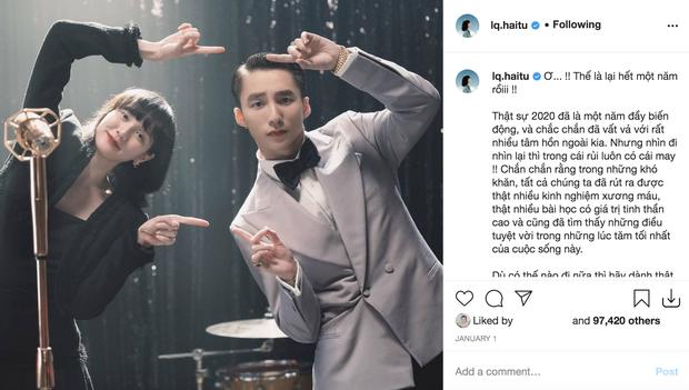 Hải Tú của hiện tại: Chủ tịch Sơn Tùng M-TP là người đàn ông duy nhất xuất hiện trên Instagram cá nhân! - Ảnh 2.