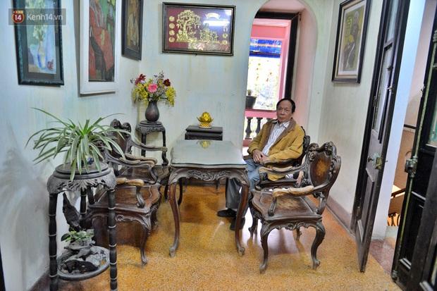 """""""Thiếu gia kim hoàn chia sẻ về cuộc sống nhung lụa và Tết xưa trong căn dinh thự """"ngàn cây vàng"""" giữa phố cổ Hà Nội - Ảnh 7."""