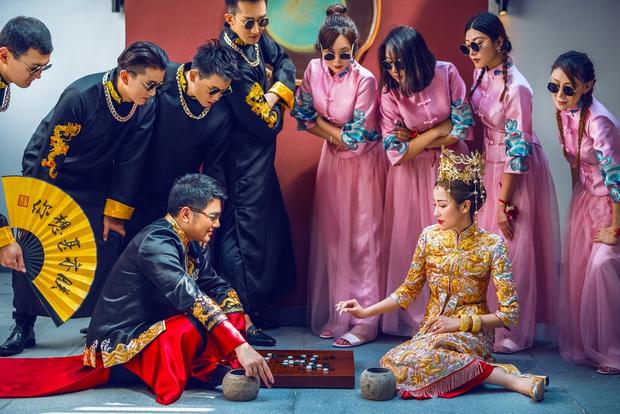 Hai bên cùng cưới - trào lưu kết hôn chẳng khác gì ly hôn ở Trung Quốc: Khi tư tưởng lạc hậu bị chiếu tướng bởi lối sống cởi mở của giới trẻ - Ảnh 2.