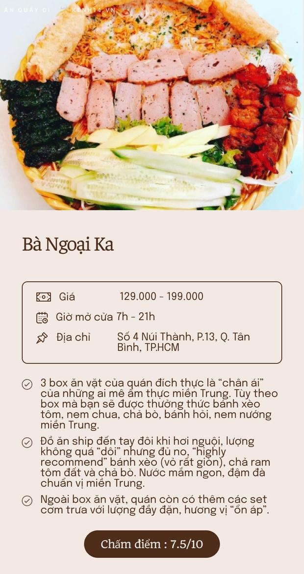 """""""Mọt ăn"""" chấm điểm 5 quán ship box ăn vặt hot nhất Sài Gòn: Rốt cuộc đâu mới là """"chân ái""""? - Ảnh 9."""
