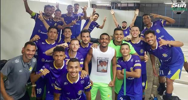 Rơi máy bay ở Brazil, ông chủ đội bóng và 4 cầu thủ thiệt mạng - Ảnh 3.
